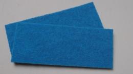 Kit Limpa Leve C/2 Fibras azul