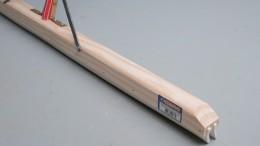 Rodo Madeira 90cm c/reforço